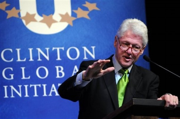 Our Berkeley chapter is going to the Clinton Global Initiative University
