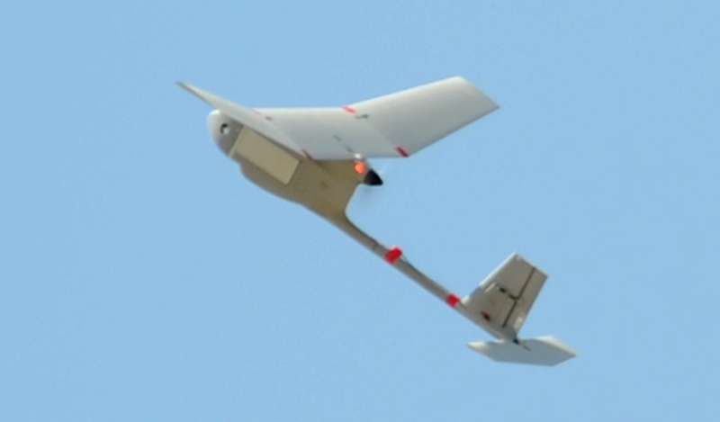 Humanitarian intelligence: Are UAVs the next step?