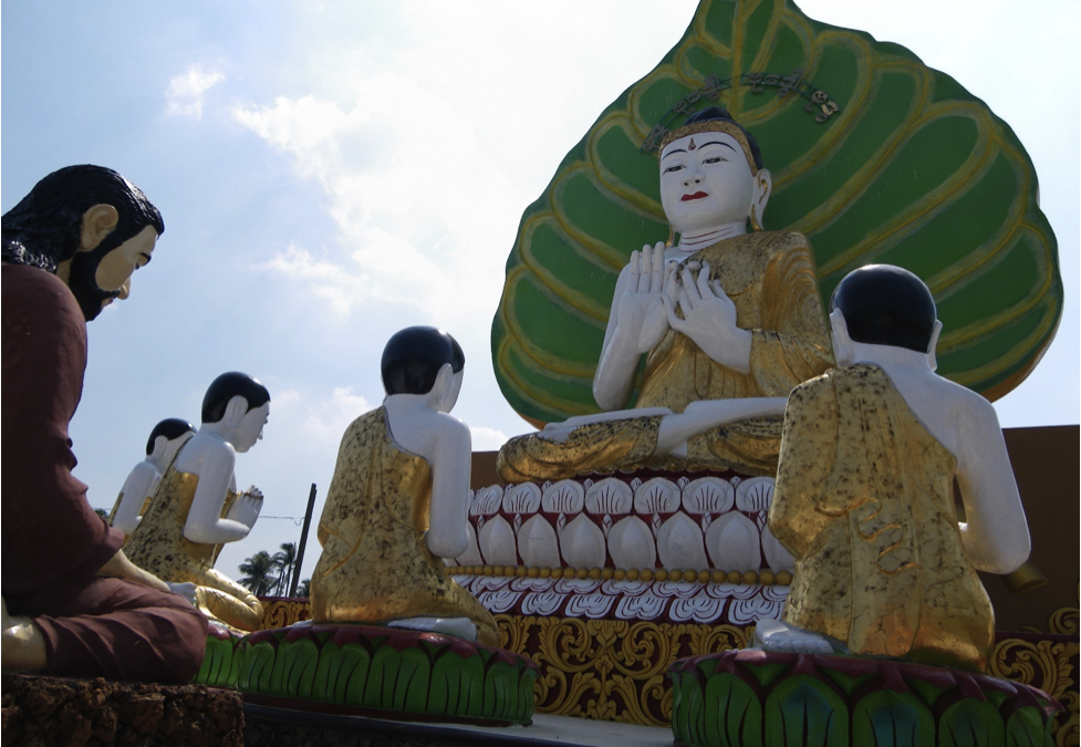 Truth and Tribe: Religious and Ethnic Nationalism in Burma