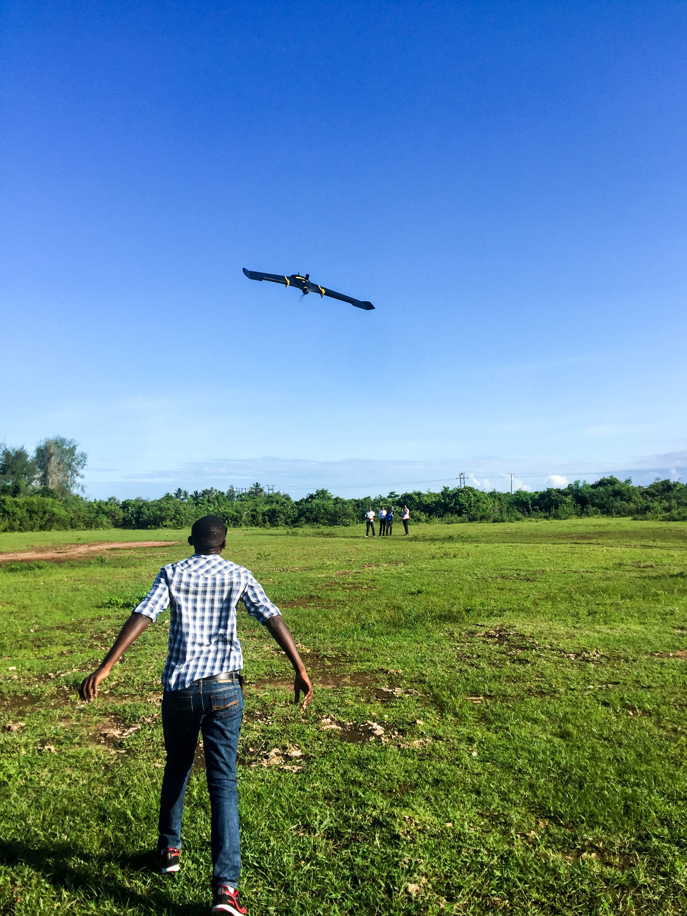 Chasing Wind Part 2: The Potential of Drones for Peacebuilding