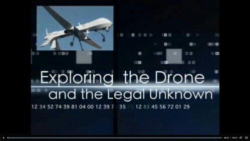 Gregory Gordon speaks on how drones can stop atrocities