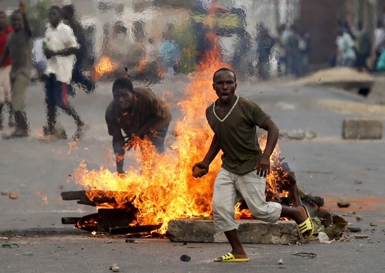 Burundi: The Tipping Point